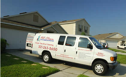 Carpet Cleaning Winter Springs FL - All Clean Carpet & Upholstery - slide3