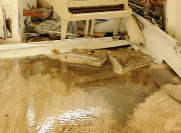 Water Damage Orlando FL - Flood Damage Repair, Restoration - All Clean Carpet & Upholstery Inc - flood